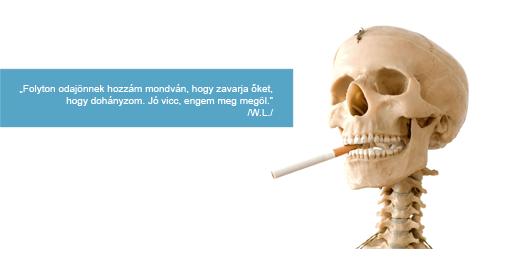 hogyan lesz az akarat lehagyni a dohányzást
